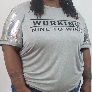 Shimmer T-shirt
